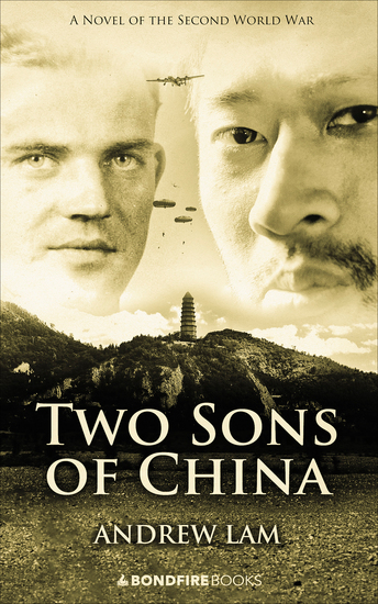 Two Sons of China - A Novel of the Second World War - cover