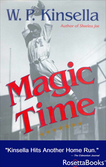 Magic Time - cover
