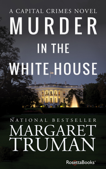 Murder in the White House - cover