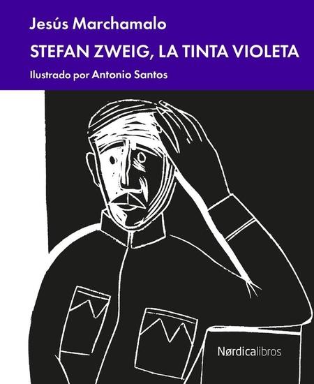 Stefan Zweig la tinta violeta - cover