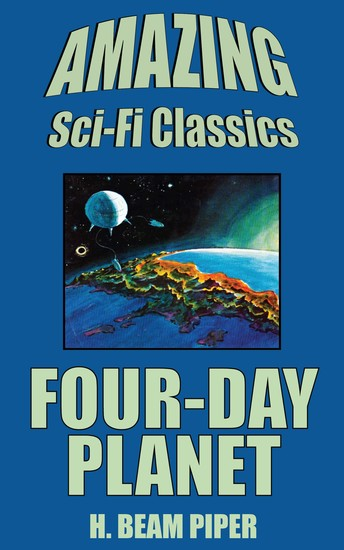 Four-Day Planet - cover
