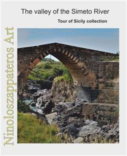 The valley of the Simeto River - Tour of Sicily - cover