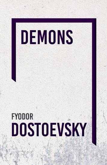 Demons - cover