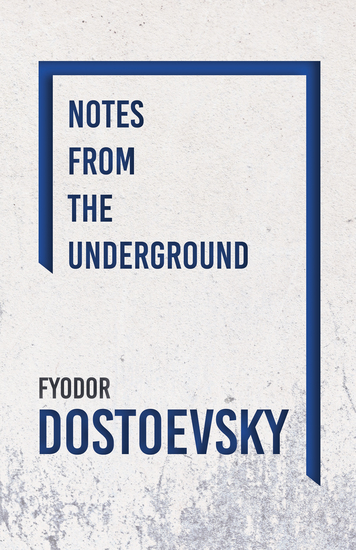 Notes from the Underground - cover