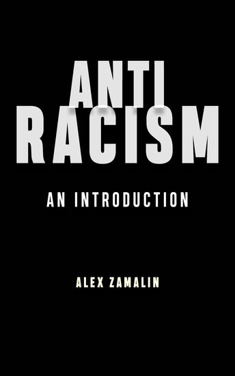 Antiracism - An Introduction - cover