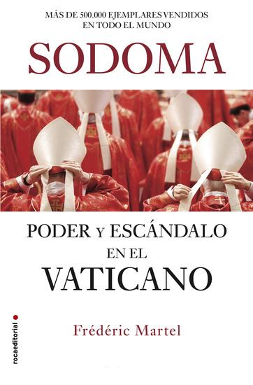 Sodoma - Poder y escándalo en el Vaticano - cover