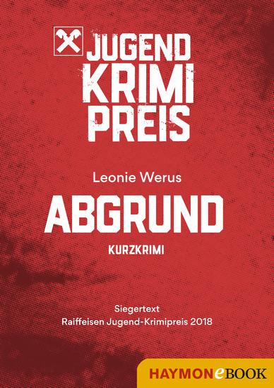 Abgrund - Gewinnerin Raiffeisen Jugend-Krimipreis 2018 - cover