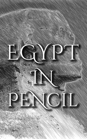 Egypt In Pencil - cover