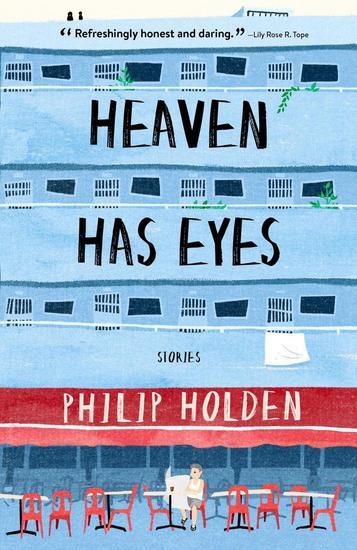 Heaven Has Eyes - cover