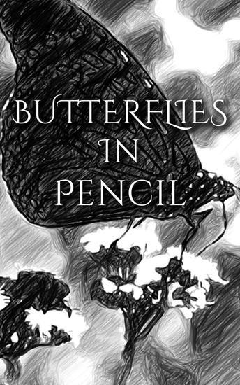 Butterflies In Pencil - cover