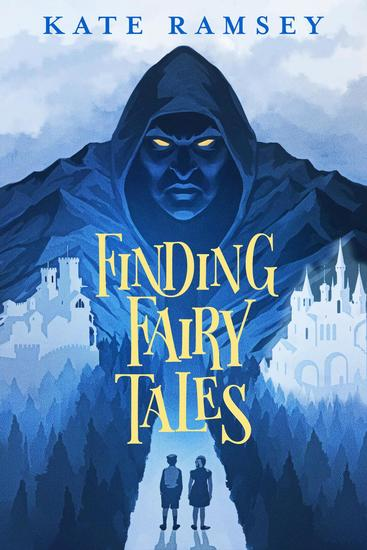 Finding Fairy Tales - cover
