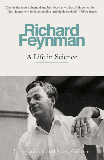 Richard Feynman - A Life in Science - cover