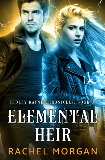 Elemental Heir - cover