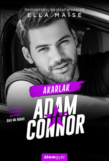 Akarlak Adam Connor - cover