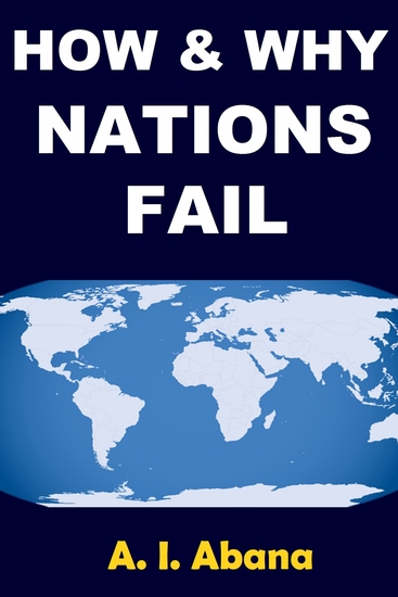 How and Why Nations Fail - cover