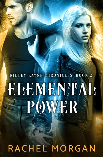 Elemental Power - cover
