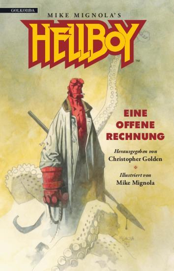 Hellboy 2: Eine offene Rechnung - cover