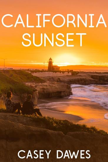 California Sunset - California Coast Romance #1 - cover
