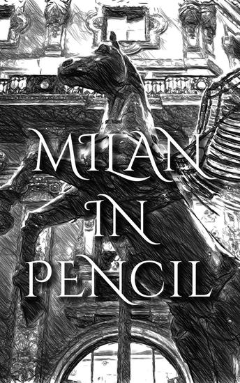 Milan In Pencil - cover