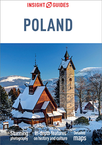Insight Guides Poland - (Travel Guide eBook) - cover
