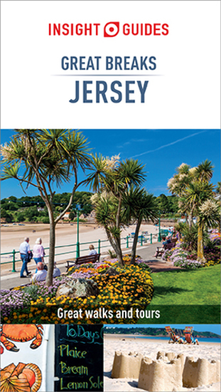 Insight Guides Great Breaks Jersey (Travel Guide eBook) - (Travel Guide eBook) - cover