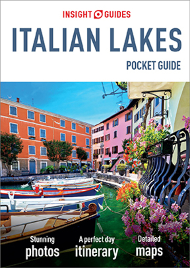 Insight Guides Pocket Italian Lakes - (Travel Guide eBook) - cover