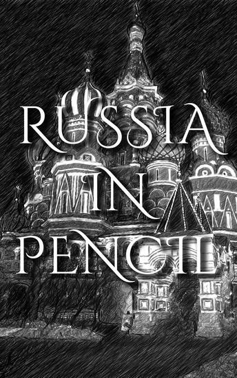 Russia In Pencil - cover