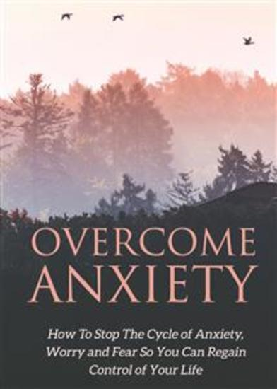Overcome Anxiety - How To Stop The Cycle Of Anxiety Worry And Fear So You Can Regain Control Of Your Life - cover