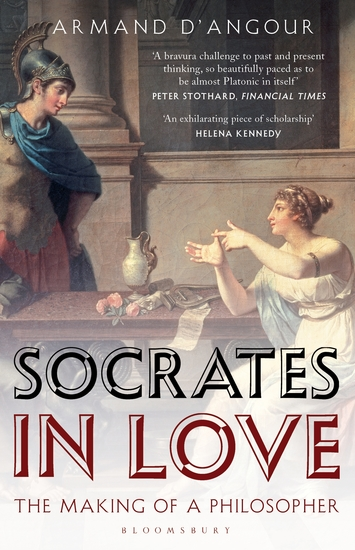 Socrates in Love - The Making of a Philosopher - cover