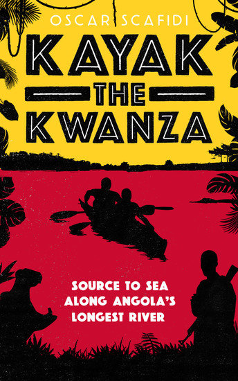 Kayak The Kwanza - cover