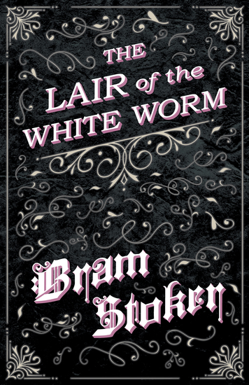 The Lair of the White Worm - cover