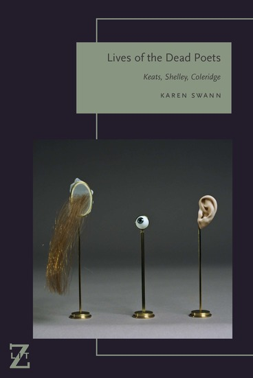 Lives of the Dead Poets - Keats Shelley Coleridge - cover