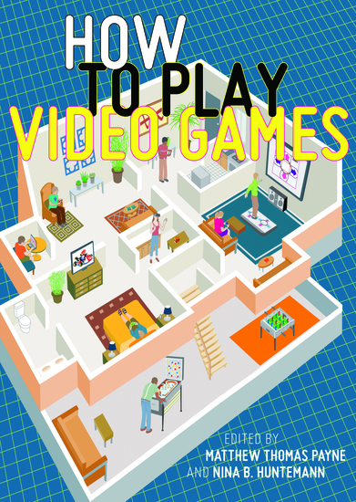 How to Play Video Games - cover