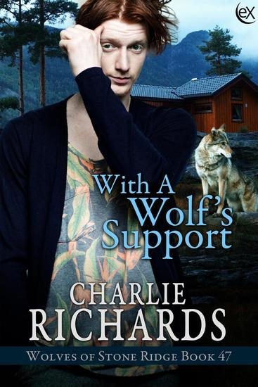 With a Wolf's Support - Wolves of Stone Ridge #47 - cover