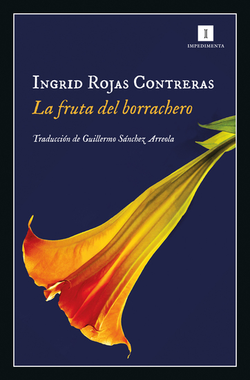 La fruta del borrachero - cover