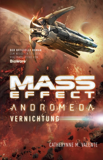 Mass Effect Andromeda Band 3 - Vernichtung - cover