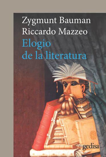 Elogio de la literatura - cover