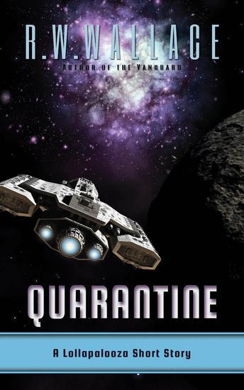 Quarantine - Lollapalooza #1 - cover