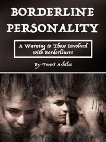Borderline Personality (not long enough) - 50 Solutions for Surviving Someone with Personality Disorder - cover