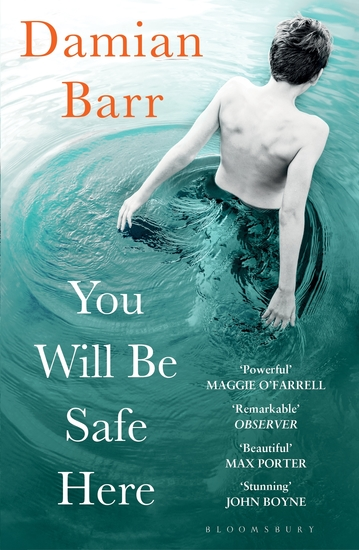 You Will Be Safe Here - cover