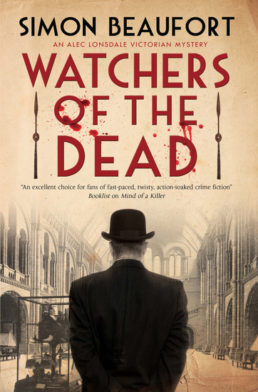 Watchers of the Dead - cover