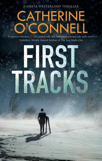 First Tracks - cover