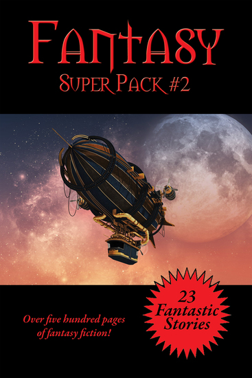 The Fantasy Super Pack #2 - cover