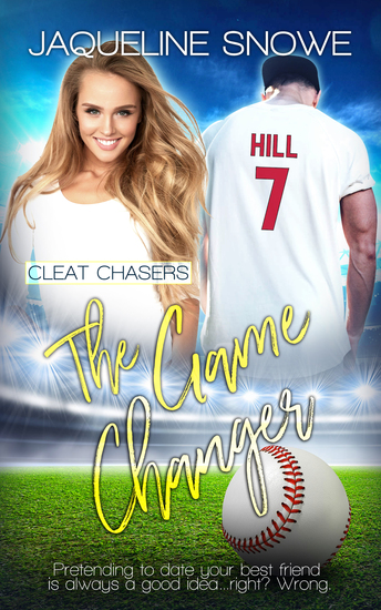 The Game Changer - cover
