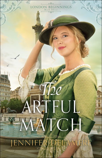 The Artful Match (London Beginnings Book #3) - cover