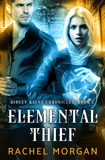 Elemental Thief - cover