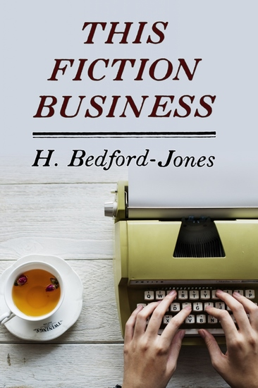 This Fiction Business - cover
