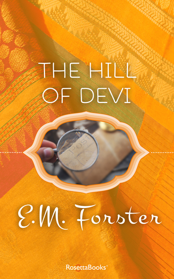 The Hill of Devi - cover