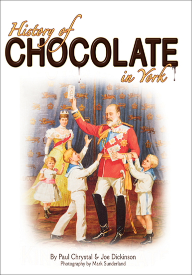 History of Chocolate in York - cover