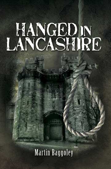 Hanged in Lancashire - cover